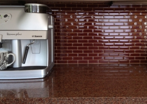 Concept Tile and Design Scott Klandl Kitchen Backsplash Modern Vermont